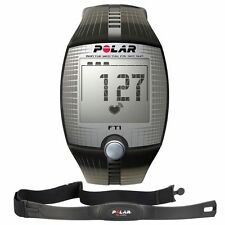 Polar FT1 Fitness Training Black Heart Rate Monitor 90037558 - Size Small