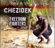 Reggae Chezidek Freedom Fighter Odrcd4 2013 One Drop / Digipak CD