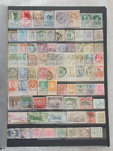 BELGIUM  good coll. 953 stamps  all diff. - 9 scans # Lot 4204