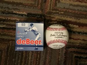 "Debeer Baseball #93 ""Babe Ruth"" League"
