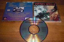 Virgin Steele - Life Among The Ruins Self Release Different Cover