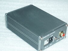 32/192 DAC,CM6631+CS4398, USB to COAX, ANALOG, HEADPHONE OUTPUT