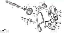 2001-2005 OEM HONDA CIVIC DX EX HX LX 1.7L SOHC TIMING BELT LOWER COVER GASKET