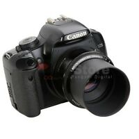NEW Metal 77mm 77 Tele Telephoto Lens Hood Shade