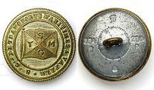 Bouton/ Button- Société Générale de Transports Maritimes à Vapeur. 23mm