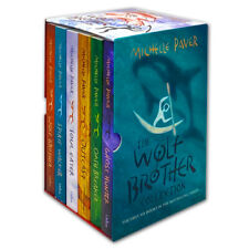 Michelle Paver Chronicles of Ancient Darkness Collection 6 Box Set