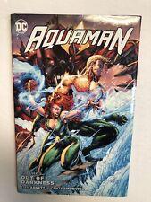 Aquaman Vol.8: Out Of Darkness | Hardcover Hc (2016) (NM) Dan Abnett