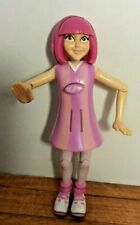 "LAZYTOWN STEPHANIE 7"" talking toy figure"
