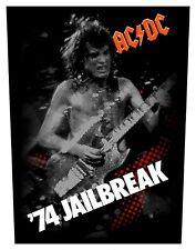 AC/DC - Rückenaufnäher Backpatch 74 Jailbreak
