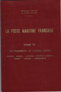 France - Maritime Posts - Vol VI Raymond Salles