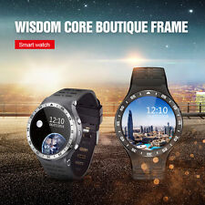 S99A Bluetooth 3G SIM GPS WiFi Smart Watch Phone mate Pedometer For Android IOS