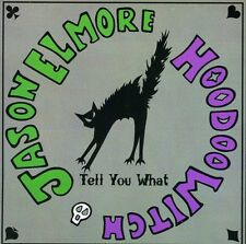 Hoodoo Witch - Tell You What [New CD]
