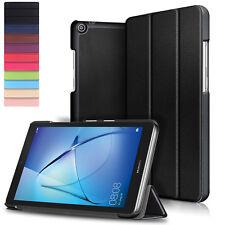 Smart Cover F. huawei mediapad t3 7.0 piel de imitación Tablet bolso case + Pen - 3n