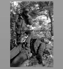 Korean War Communist Casualty PHOTO Chinese Soldier, US Army 5th RCT Han River