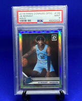 2019 Panini Donruss Optic Holo #168 Ja Morant RC Rookie Mint PSA 9 Silver