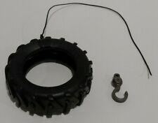 2012 Teenage Mutant Ninja Turtles Secret Sewer Lair Playset Hanging Tire Swing