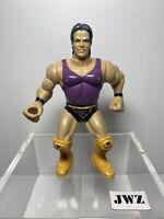 Lex Luger Wrestler Bootleg Mannix Toy Figure Wwf Wcw