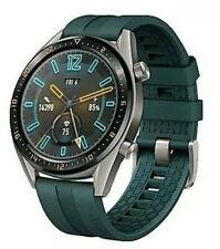 Huawei Watch Gt Active, Dark Green Android GPS Smart Watch Unisex Waterproof