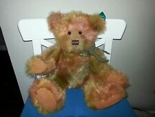 "Russ BRIGHTLY Bear 16"" Jointed Plush Christmas Stuffed Animal NEW with Tags"
