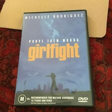 Michelle Rodriguez. Prove Them Wrong, Girlfight Dvd