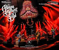 The Allman Brothers Band 50th Celebration The Brothers 3 CD 1 BD Empress Valley