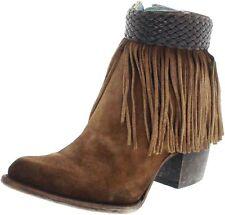 Corral Boots C3097 Tabaco Damen Stiefelette Braun Lederstiefelette