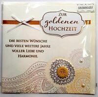 Hochzeit goldene word rahmen Goldene Hochzeit