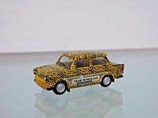 "Herpa 027625 H0 1:87 TRABANT 601 "" édition trabi-world.com "" modèle 2 (léopard)"