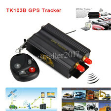 TK103B Remote Control Car GPS Tracker Real Time Truck Vehicle Tracking System