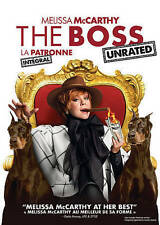 The Boss (DVD, 2016, Canadian)