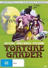 Torture Garden - Diablo NEW R4 DVD