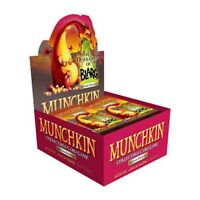 Munchkin Desolation Of Blarg Collectible Card Game 1 Box Of 24 Booster Packs NEW