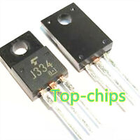 10pcs 2SJ334 J334 field effect transistor 60V30A TO-220F P channel low voltage