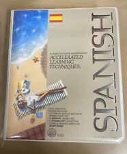 Two Volumes Spanish Course Cassette Course By Foreign Service Institute
