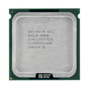 INTEL XEON X5272 3.4GHz LGA771 SLANH