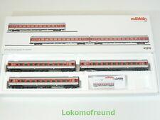 Märklin H0 43310, EC Tiziano: Schnellzugwagen-Set, 3 teilig, DB, neu, OVP