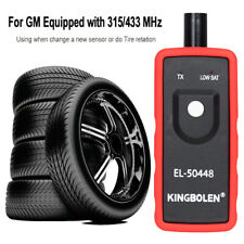 Auto Tire Pressure Monitor Sensor TPMS Relearn Reset Activation Tool for GM/Opel
