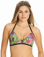 Freya Lost in Paradise Soft Triangle Halter Bikini Top Pink 4031 Freya Swimwear