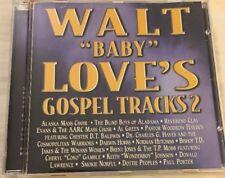 "Walt ""Baby"" Love's Gospel Tracks Vol. 2 CD Jun-2004 EMI"