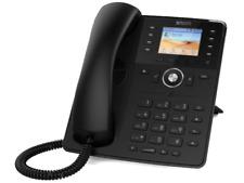 Snom D735 IP Desk Telephone in Black