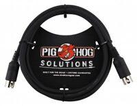 Pig Hog Solutions - 6ft MIDI Cable, PMID06