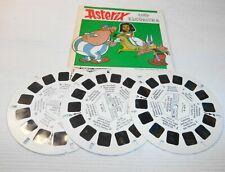 View Master- Päckchen-3 Scheiben Asterix und Kleopatra