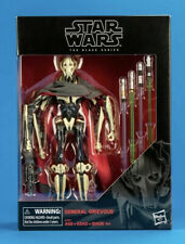 Star Wars~The Black Series~General Grievous 6-Inch Figure~Mint Box~In Hand