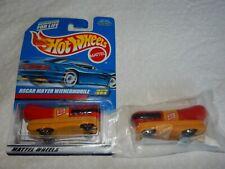 Hot Wheels Oscar Mayer Wienermobile - Lot of 2 Variations - New