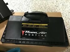 New ListingPontiac Ws6 Ram Air Box