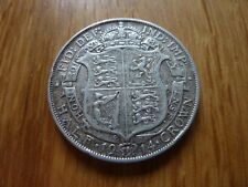1914 Silver Half Crown