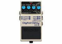Boss DD-8 Digital Delay Pedal - FREE 2 DAY SHIP