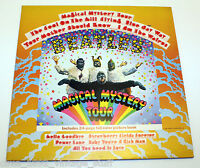Beatles • Magical Mystery Tour  • 1978 • RARE UK Yellow Vinyl • PCTC 255 • NOS