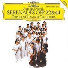Dvorak: Serenaden op.22 & 44 - Orpheus Chamber Orchestra (1985)
