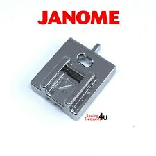 JANOME Concealed INVISIBLE  ZIPPER FOOT Cat B + Cat C - 200333001 - Genuine